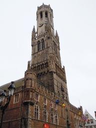 Belfort, la torre civica della città