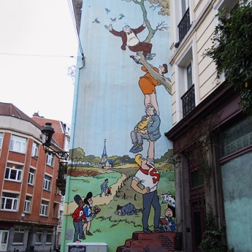 Murales in città