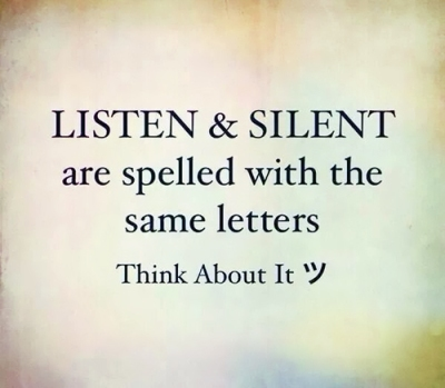 silent&listen
